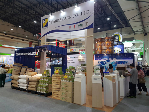 Thaifex – World of Food Asia 2016