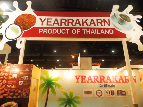 ThaiFex – World of food Asia 2013